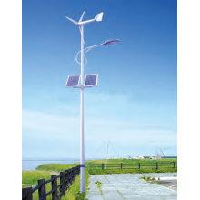 Solar-Wind Híbrido Street Lights