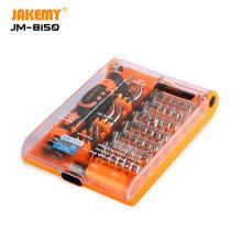JAKEMY JM-8150 54 pcs in 1Multi-functional Safe Screwdriver for Electronics Phone Computer DIY Repair