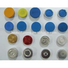 Tira de aluminio para sellos de volteo