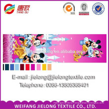 Disperse print 3d bed sheet fabric cutting piece