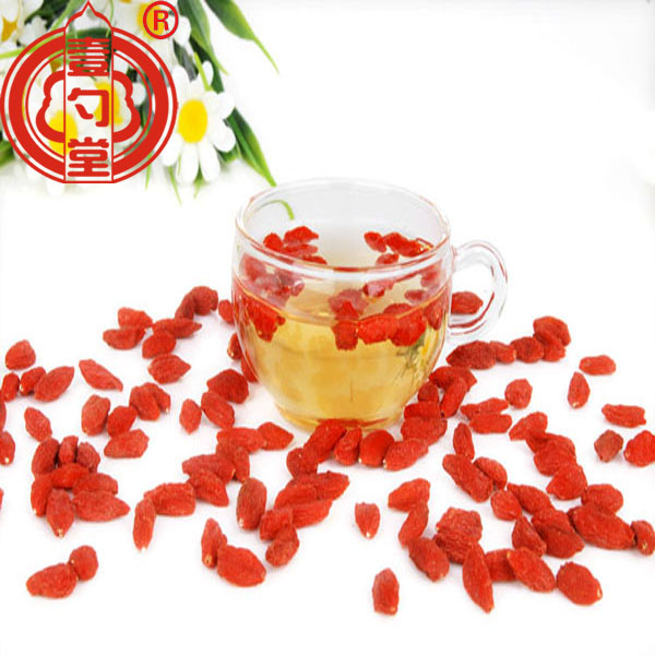Dried Goji Berry Thick Red Fruit