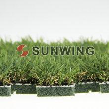 Hohe Qualität, die künstliche Gras-Fliese verbindet