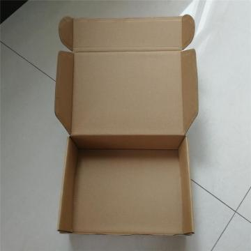 Flat Packed E Flute Corrugated Cardboard Mailer Box