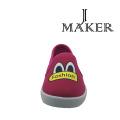 Zapatillas de lona de moda para niñas asiáticas (JM2002-B & S)
