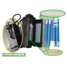 TM-UV-100-2 2kw UV máquina de cura UV para teste de tinta UV