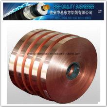 Insulation Copper Foil Tape for Cable Shielding (CU/PET)