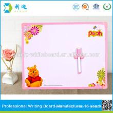 Adorável Bear magnético whiteboard stick no frigorífico para crianças