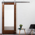 Porte en bois de chambre à coucher européenne enduite pas cher de style européen