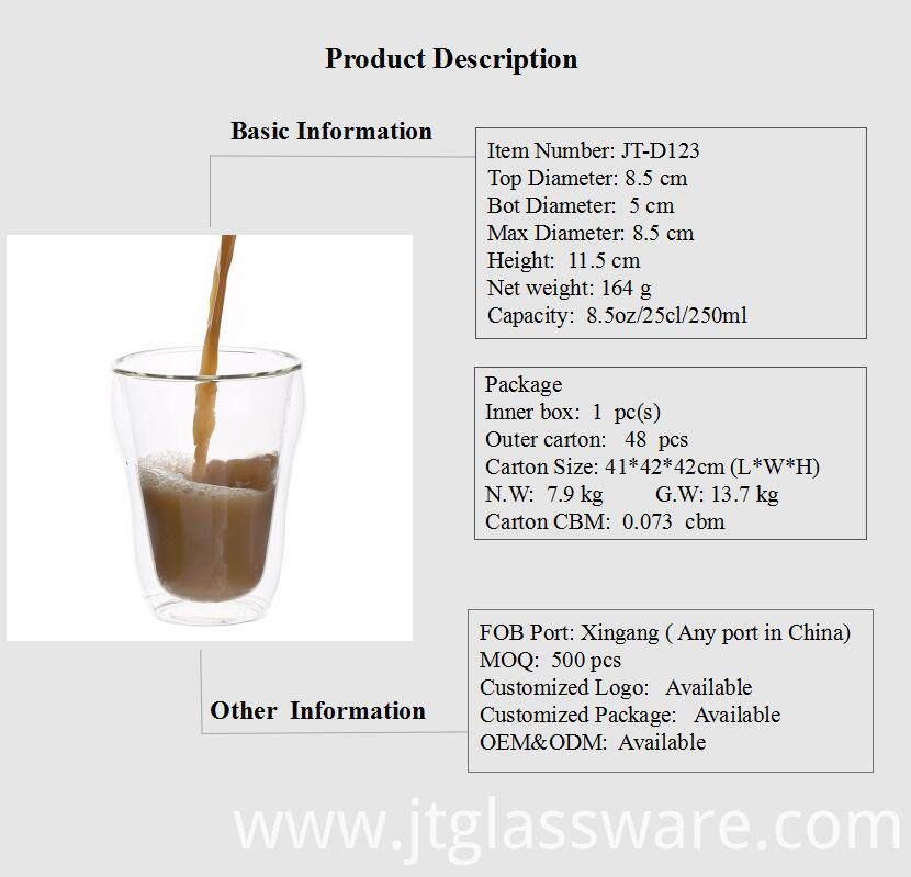 JT-D101 Glass Coffee Cup (23)