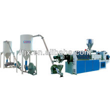 pvc pellet production line