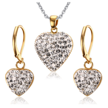 Tanio Fashion Ladies Jewelry Gift Set