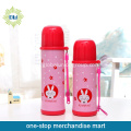 Pink Cute Thermos Bottle for Children