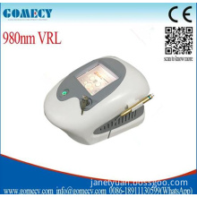 Best price Portable Vascular Removal Spider Vein removal 980nm medical diode laser machine