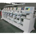 Industrial 6 Head Embroidery Machine for Hat Embroidery