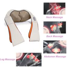 Massage sans fil rechargeable de corps de ceinture de massage de Shiatsu