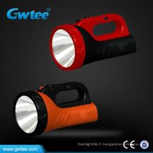 Lampe de poche à LED Luminosité rechargeable puissante de 5000 Lumen