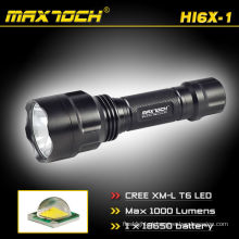 Maxtoch HI6X-1 lanterna recarregável militar melhor