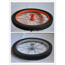 """Rueda de bicicleta de acero de 20 """"/ rueda de remolque de granja"""