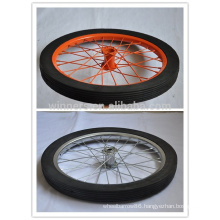 "20"" steel bicycle wheel/farm trailer wheel"