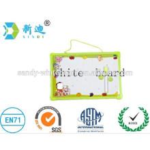 Crianças, whiteboard, tabuleta, pintura, graffiti, plástico, painel