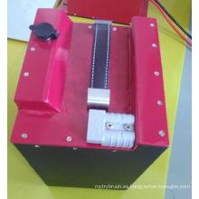 Paquete de batería recargable lifepo4 que se usa en bicicletas eléctricas