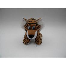 lindo y suave felpa mini tigre