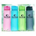 Eco-Friendly Food Grade Material 900ml Plastic Water Bottles, Tritan Water Bottles with New Design Lid