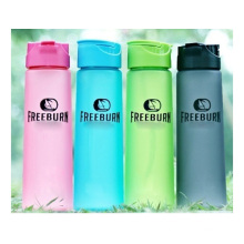 500ml Competitive Price Tritan Travel Bottles, Wholesale Plastic Water Bottles with LFGB, FDA, CIQ, CE / EU, SGS, EEC Certification