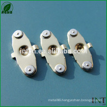 Rohs UL standard electric accessories contacts contactor button contacts