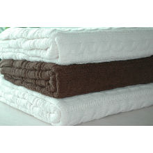 """Super Soft 100% Knitted Polyester Throw Blanket 425gsm 50"""" *  60"""""""