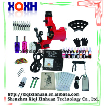 Professional wholesale price for tattoo body piercing tools kits,permanent tattoo kit set