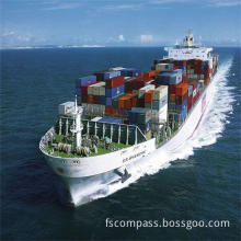 Shipping Container From China to Santos, Ecsa Line