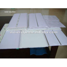 Hollow grid board production line