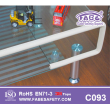 Child Safety Glass Table Edge Protector