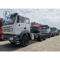 6x4 380hp Beiben 2638 Weichai Engine Tractor Truck