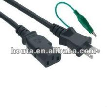 <PS> E Cables de alimentación