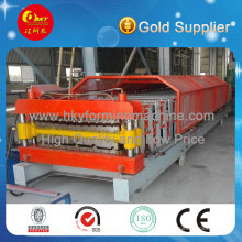 Hky High Quality Wall Cladding Sheet Roll Forming Machine