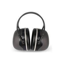 Manufacture blurtooth behind head headband abs soundproof sleeping earmuff
