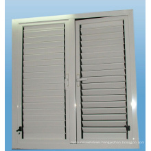High Quanlity Manul Open Aluminum Louvre Window