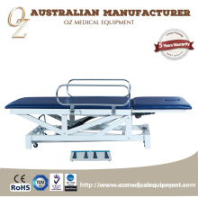 Electric 2 Section Medical Examination Table Clinic Treatment Couch Physiotherapy Bed For Hospital