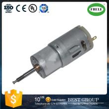 Kleiner gerader Schrauben-Motor-elektrischer spezieller Fenster-Wischer-Motor, Mini-Mikromotor, Kohlenstoff-Bürsten-Motor, Getriebe-Motoren