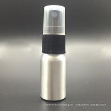 Botella de aluminio con rociador (NAL08B)