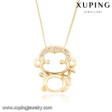 43064-Xuping Modeschmuck Gold Halskette mit Online-Shop China 43064 Xuping Modeschmuck Gold Halskette mit Online-Shop China