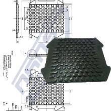 Rail Pad (ISO 9001: 2008)