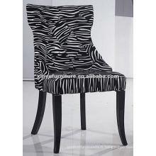 Chaise en bois à l'aile XYD033