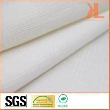 Полиэфирная белая полоса Широкая ширина Inherently Fire Retardant Fireproof Voile