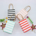 Small Gift Bag with Handles Wedding Decoration Paper Gift Bag for Jewelry Birthday Decoration Party Bag