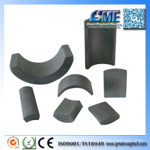 Buy Wholesale Hard Magnetics Large Ferrite Motor Ceramic Magnets