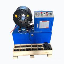 hydraulic hose pipe crimping machine manual hydraulic hose crimping machine