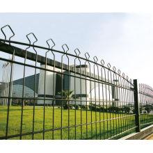 Baixo preço Baixa Carton Aço Segurança Fence